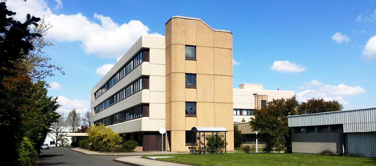 Firmensitz Chemische Werke Hommel
